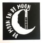 De maan in de moon